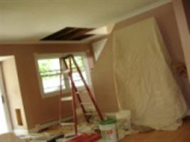Fine drywall installation