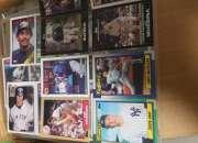 1500 cartas de béisbol desde 1949