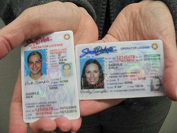 Idgod generator obtenga su licencia de conducir, tarjeta de identificación y pasaporte aho